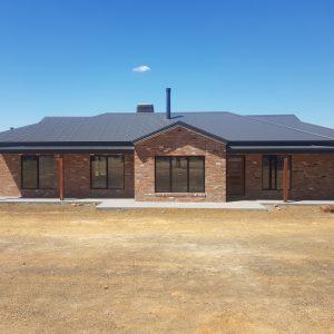 Exterior Design New Home Broadford