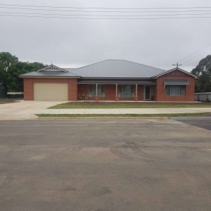 Exterior Design New Home Kilmore